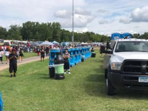 Jimmy's Johnnys is Minnesota's leading provider in portable toilets