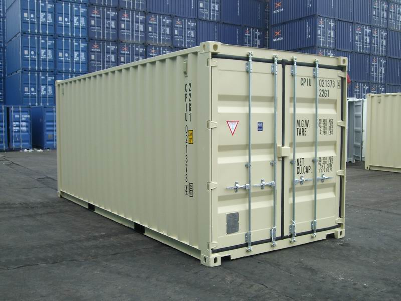 portable storage container rentals