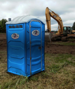 Portable Toilet Rental for Construction and Job Sites