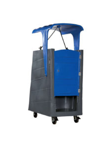 Portable Lift Restroom Rental, Construction and Job Site, Jimmy's Johnnys Inc, Minneapolis Minnesota